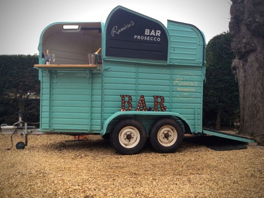 Mobile Prosecco Bar